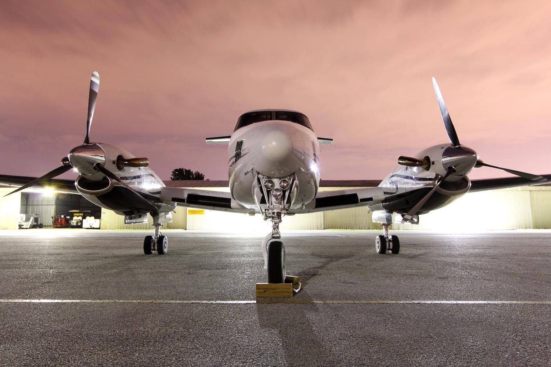 King-Air200